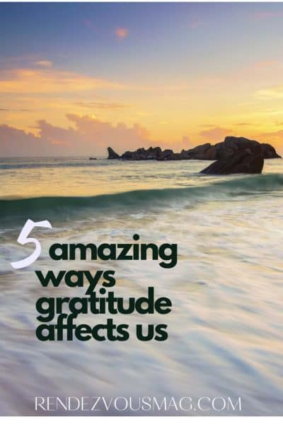 how gratitude affects us