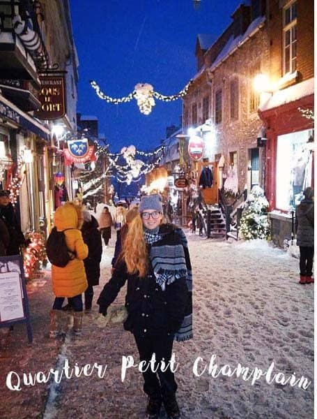 Petit Champlain photo