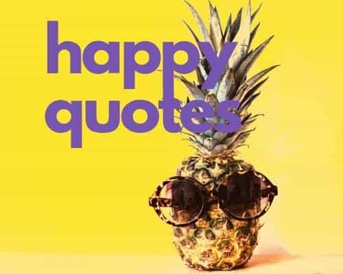cute happy quotes photo