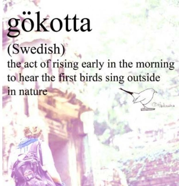 Gokotta- Foreign words with Beautiful Meanings