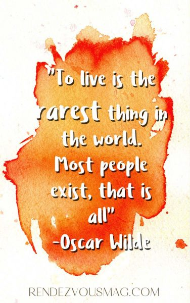 oscar wilde inspirational quote photo