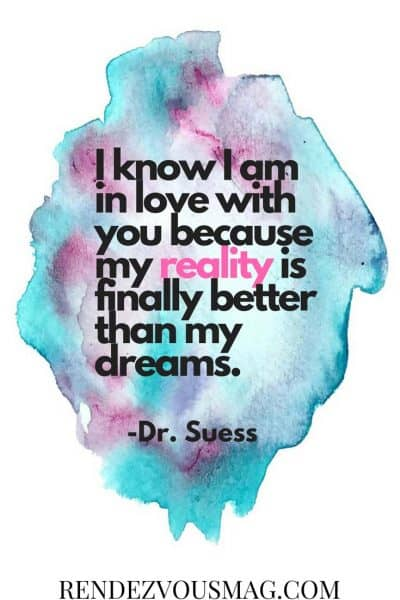 dr. suess love quote