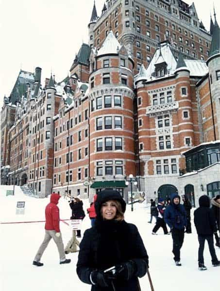 Chateau Frontenac photo