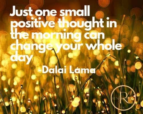 Good morning messages dalai lama