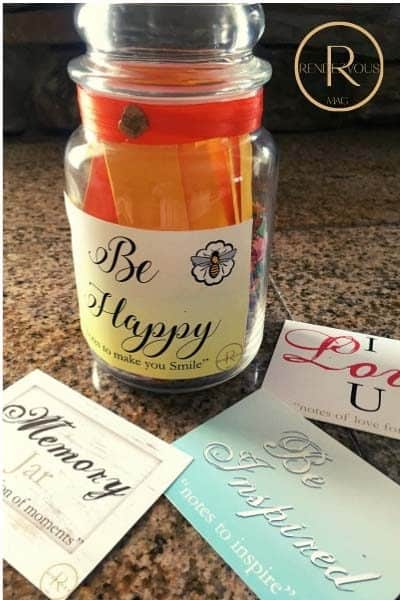 be happy jar picture