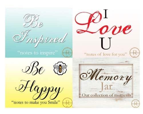 labels happy jar pic