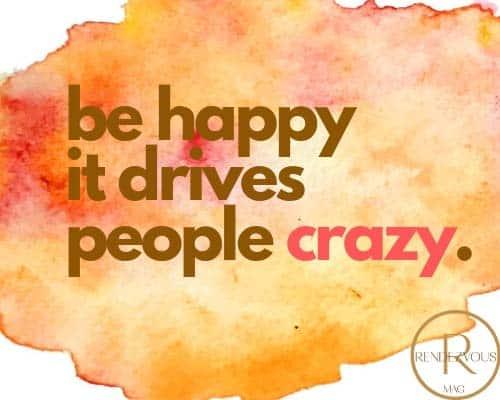 short happy quote pic
