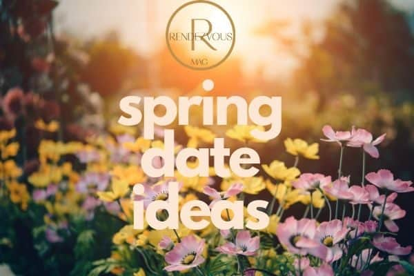 Spring date ideas photo