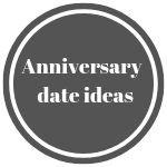 anniversary date ideas