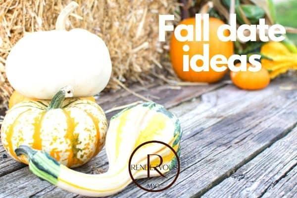 fall date ideas photo