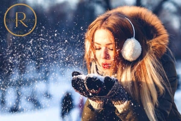 winter date ideas photo