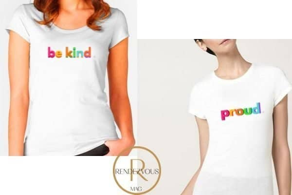 be kind tee shirt, proud tee designs,Empowering gifts for the strong and badass women in your life