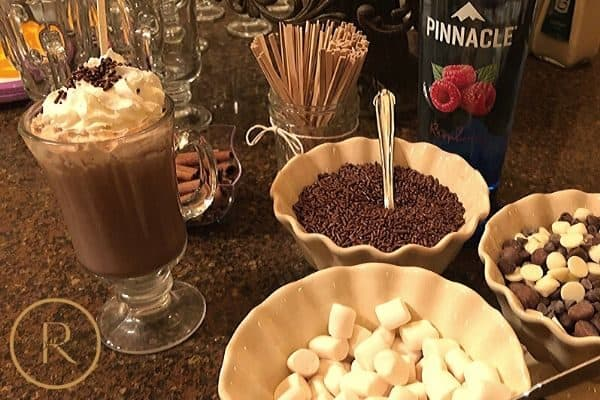 hallmark movie night hot cocoa