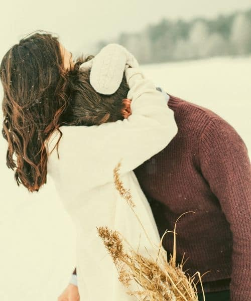 winter date ideas photo