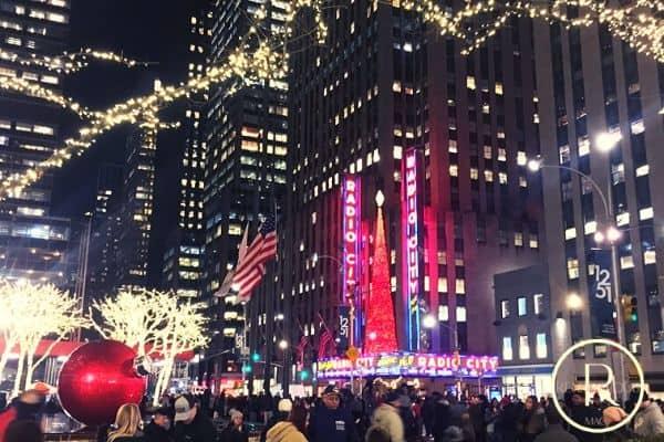 Winter date ideas- Radio City Music Hall NYC