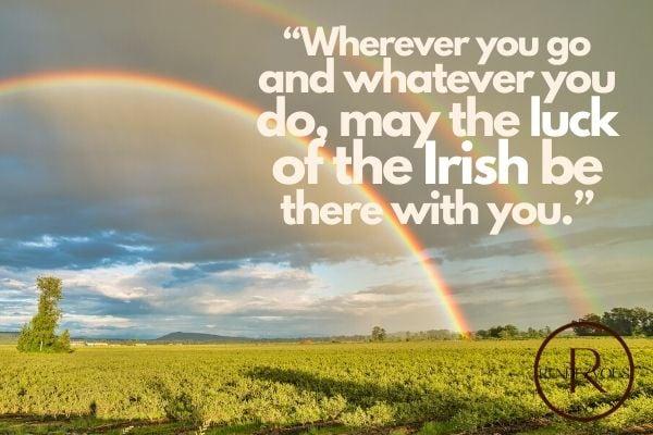 Irish sayings- St. Patrick's Day Quotes
