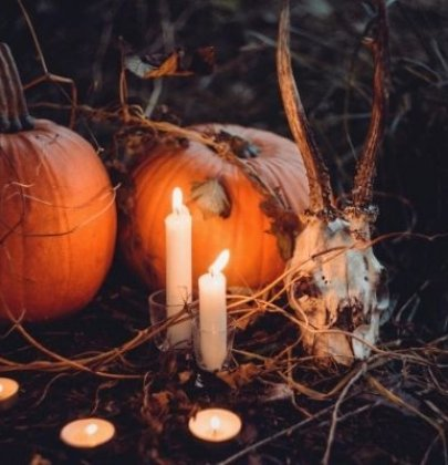 95+ Haunting Halloween Quotes & Captions