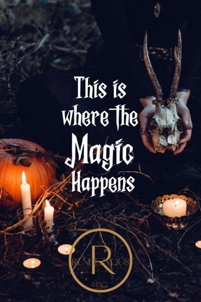 this is where the magic happens- halloween quotes