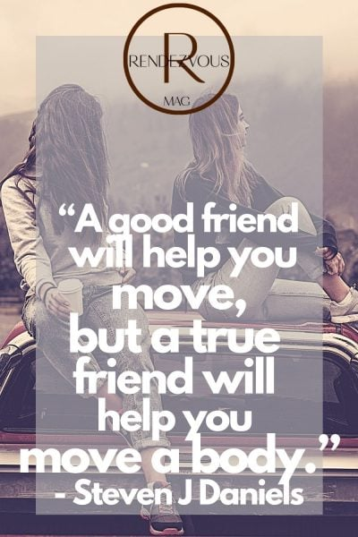 funny best friend captions and quotes