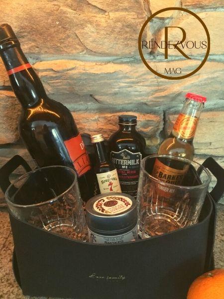 cocktail kit gift idea